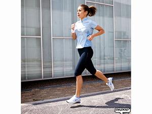 給自己的運動量打分